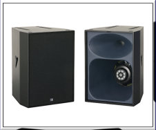 "Seeburg Acoustic Line K2 Hochleistungs-Topteil, 600Watt RMS, 12""ND + 2"", 60° x 40° komplett horngeladen, SPL 1Watt/1m 109dB, 135Hz - 17kHz, 38Kg, 225mm Flyingtracks"